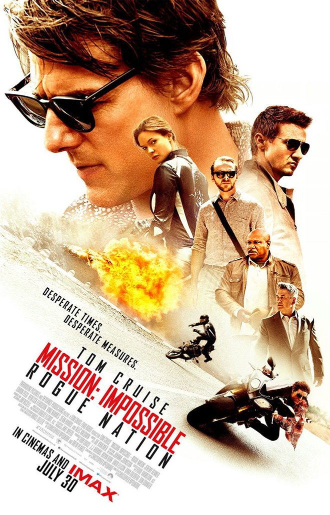 Mission: Impossible - Rogue Nation Photo 27 - Large