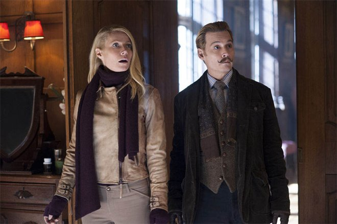 Mortdecai Photo 4 - Large