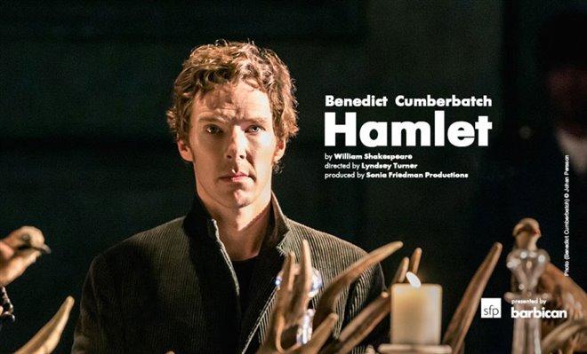 National Theatre Live: Hamlet (2015) Photo 1 - Large