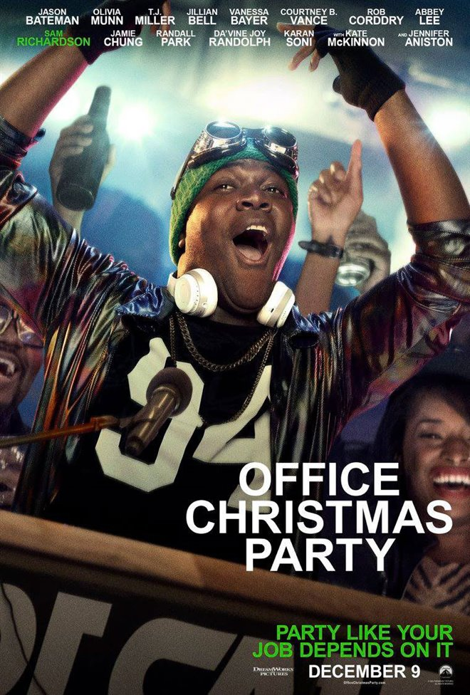 Office Christmas Party Photo 18 - Large