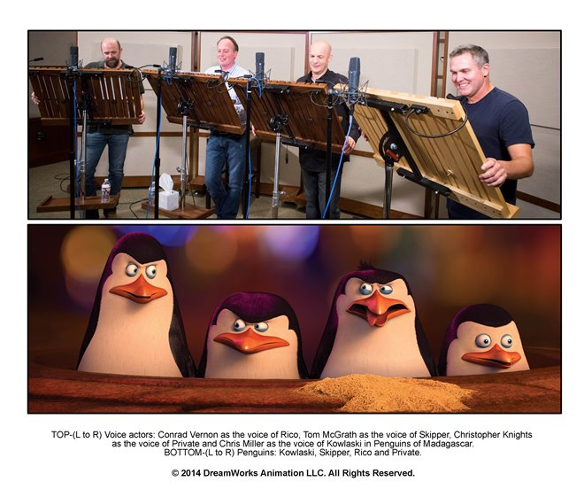 Penguins of Madagascar Photo 9 - Large