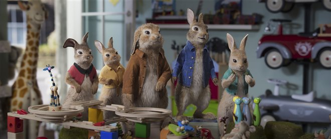 Peter Rabbit 2: The Runaway Photo 2 - Large
