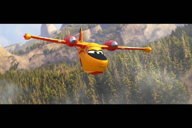 Planes: Fire & Rescue Photo 2 - Large