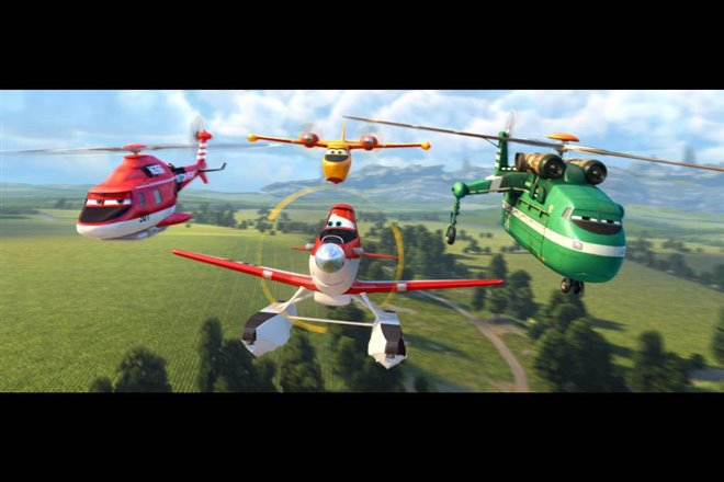 Planes: Fire & Rescue Photo 4 - Large