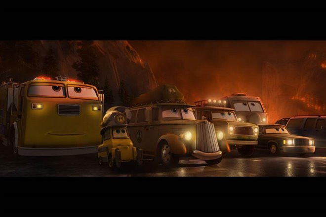 Planes: Fire & Rescue Photo 8 - Large