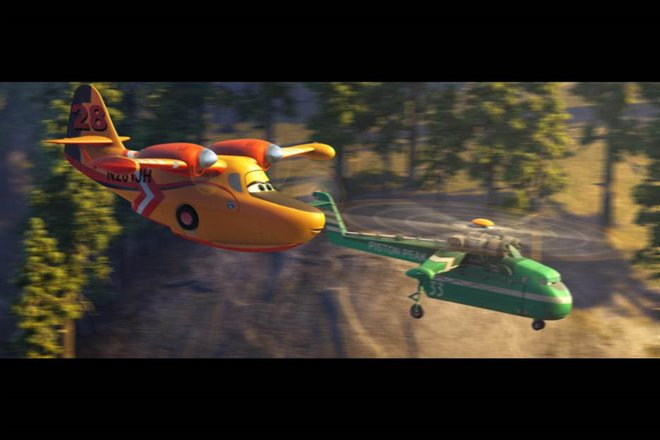 Planes: Fire & Rescue Photo 18 - Large
