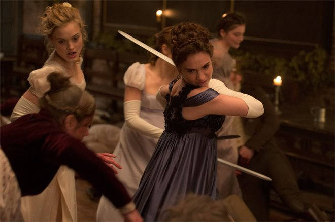 Pride and Prejudice and Zombies Photo 4 - Large