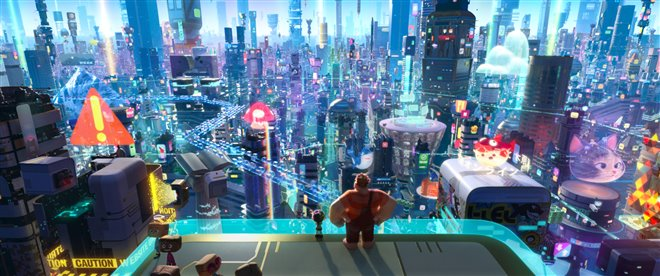 Ralph Breaks the Internet Photo 1 - Large
