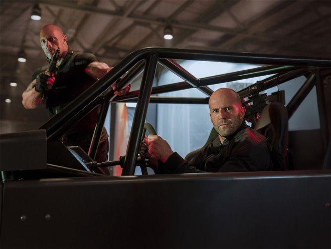 Rapides et dangereux présentent : Hobbs et Shaw Photo 11 - Grande