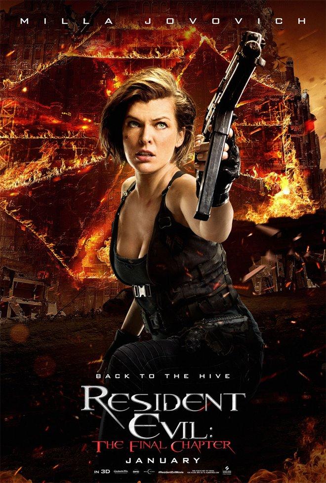 Resident Evil: L'ultime chapitre Photo 2 - Grande