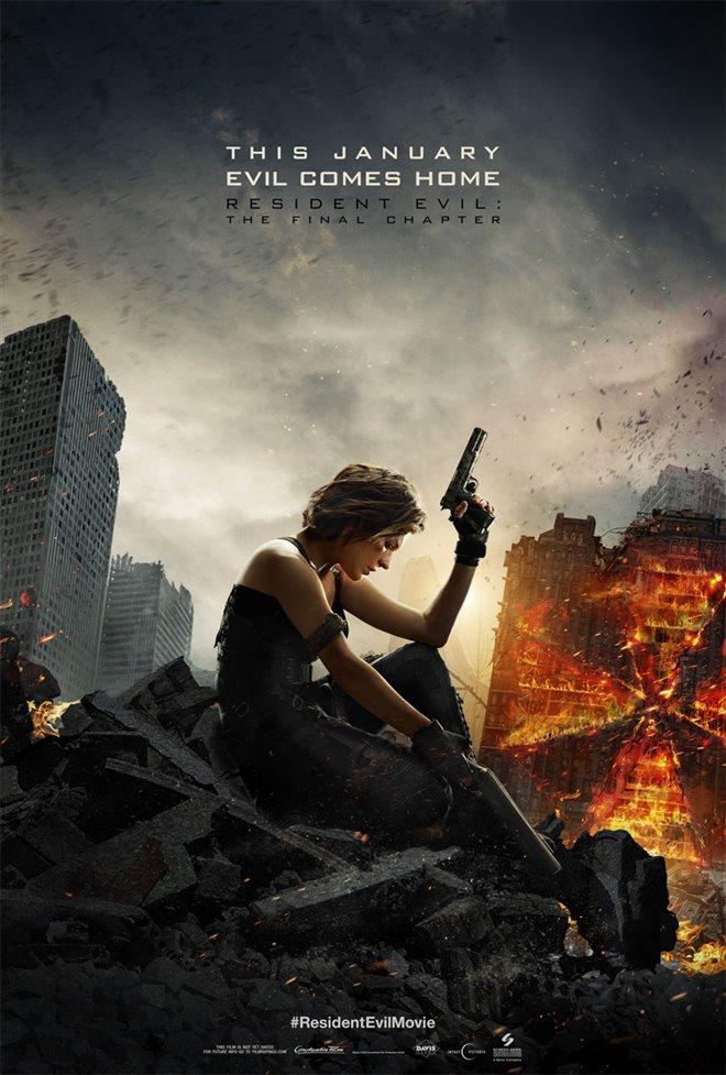 Resident Evil: L'ultime chapitre Photo 4 - Grande
