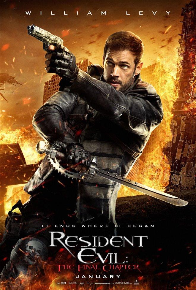 Resident Evil: L'ultime chapitre Photo 8 - Grande