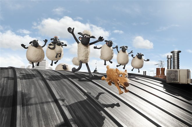 Shaun the Sheep Movie Photo 2 - Large