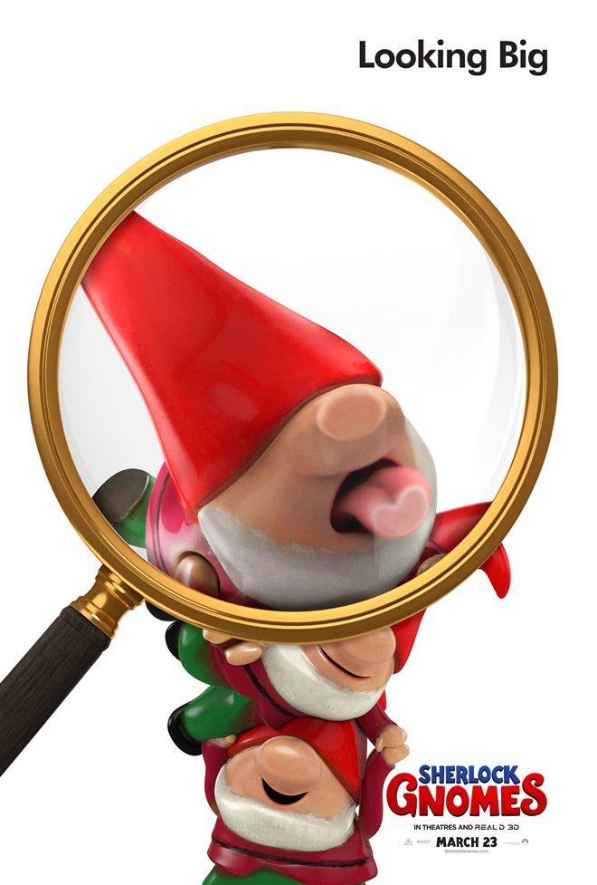 Sherlock Gnomes Photo 39 - Large