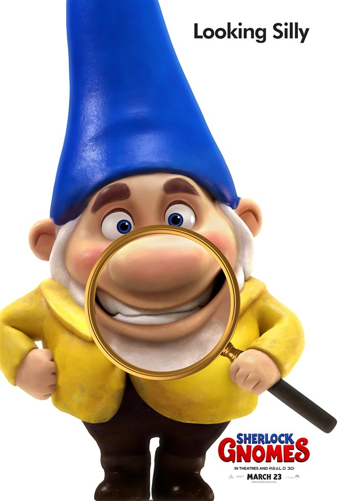 Sherlock Gnomes Photo 41 - Large