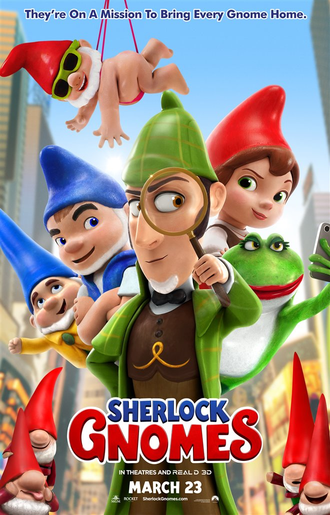 Sherlock Gnomes Photo 43 - Large
