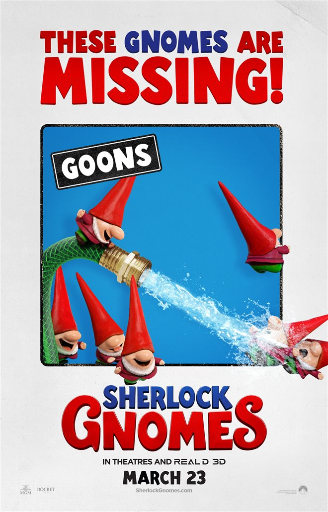 Sherlock Gnomes (v.f.) Photo 33 - Grande