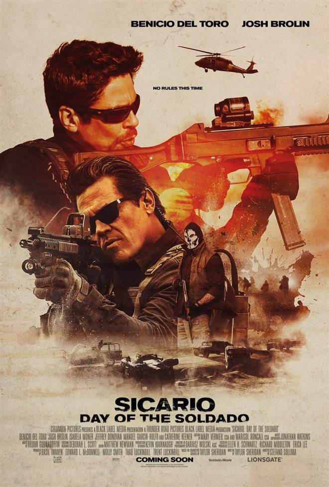 Sicario: Day of the Soldado Photo 14 - Large