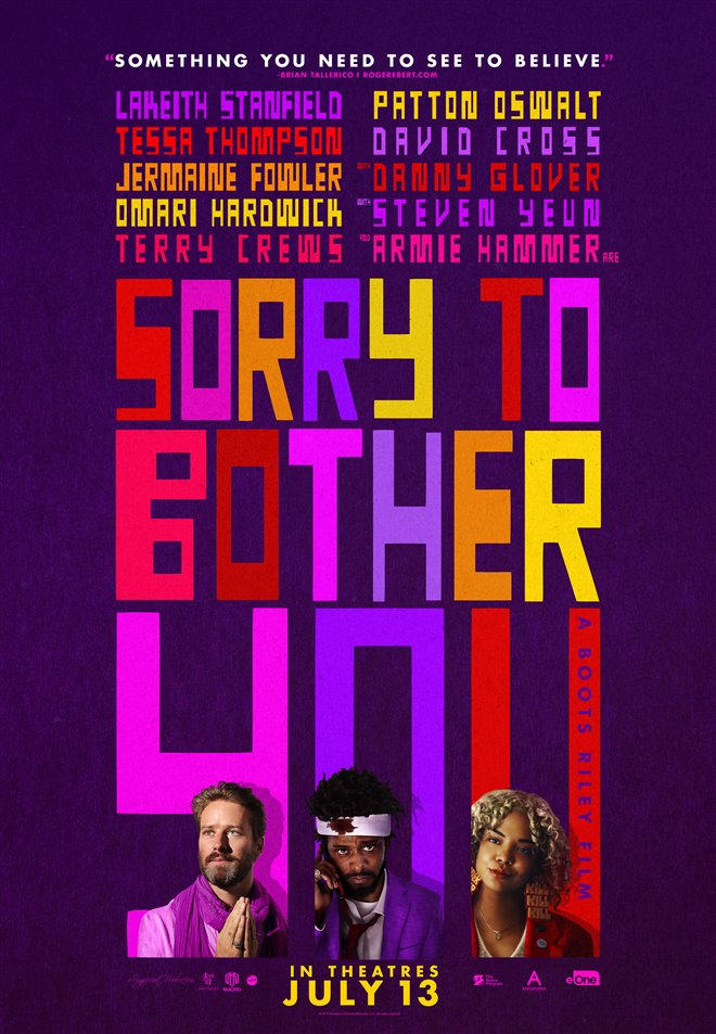 Sorry to Bother You Photo 16 - Large