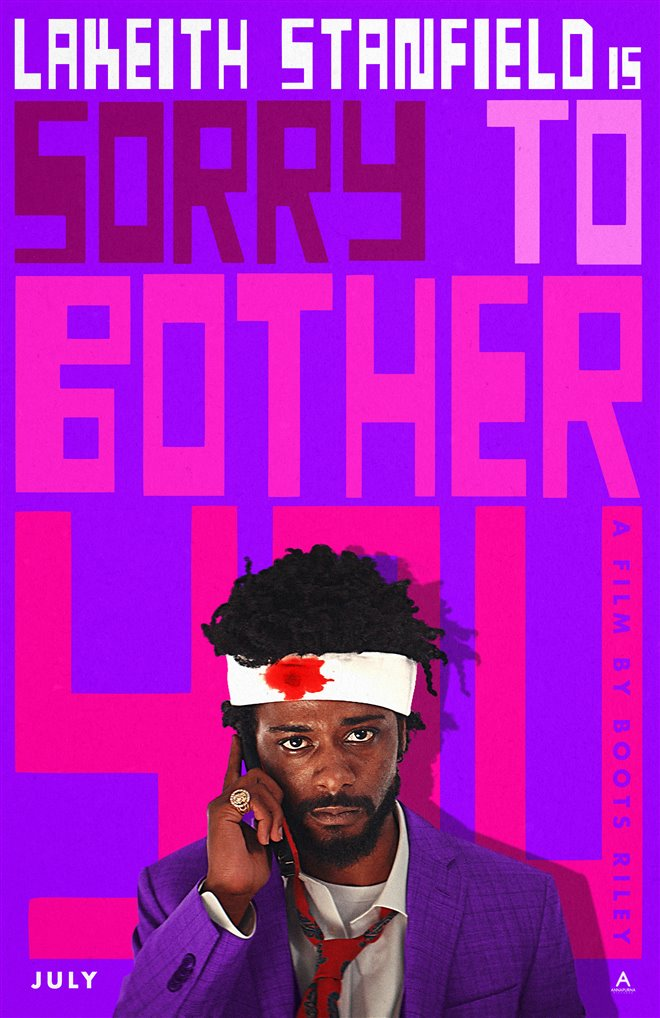 Sorry to Bother You (v.o.a.) Photo 8 - Grande