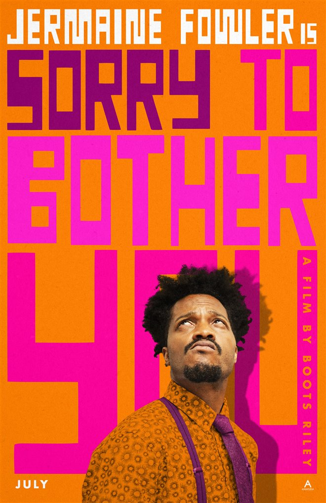 Sorry to Bother You (v.o.a.) Photo 10 - Grande