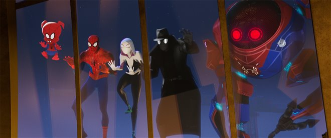 Spider-Man : Dans le Spider-Verse Photo 14 - Grande