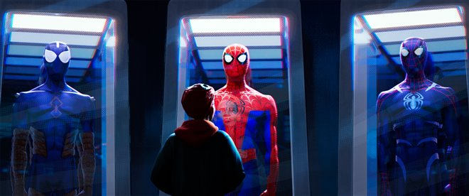 Spider-Man: Into the Spider-Verse Photo 6 - Large