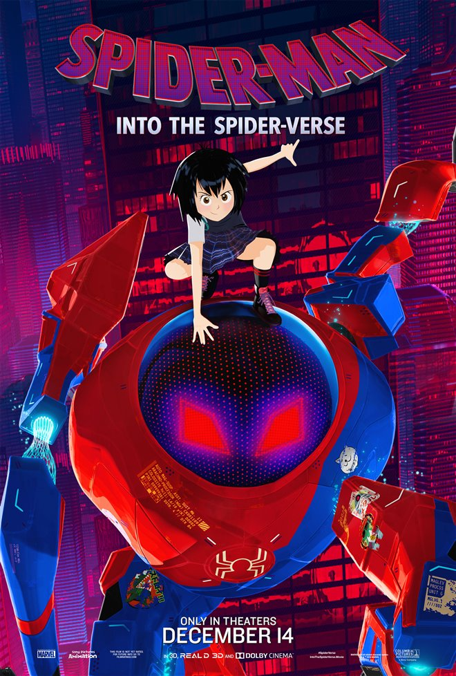 Spider-Man: Into the Spider-Verse Photo 22 - Large