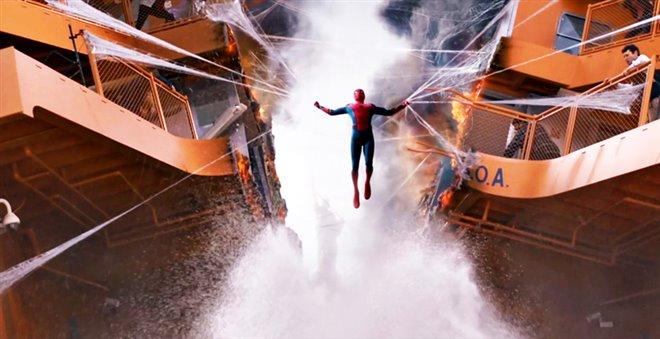 Spider-Man : Les retrouvailles Photo 3 - Grande