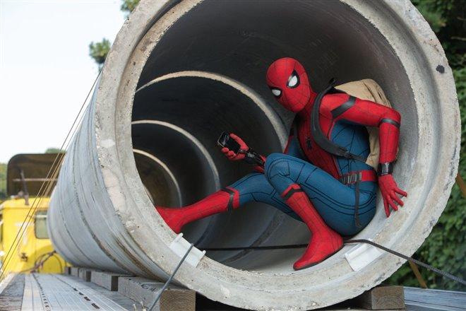 Spider-Man : Les retrouvailles Photo 20 - Grande