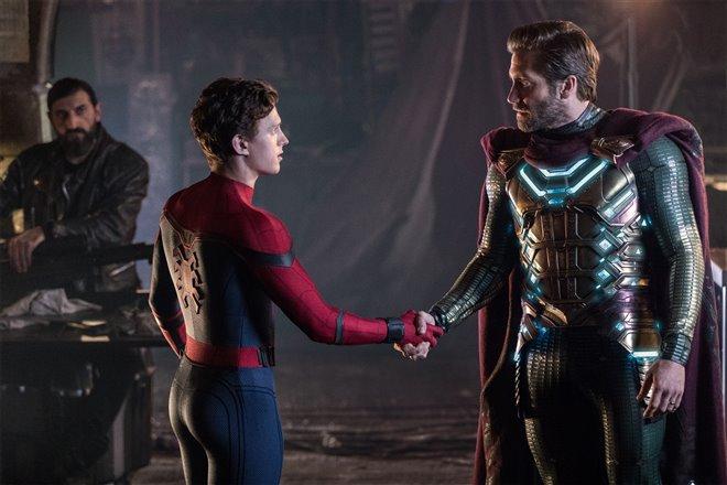 Spider-Man : Loin des siens Photo 3 - Grande