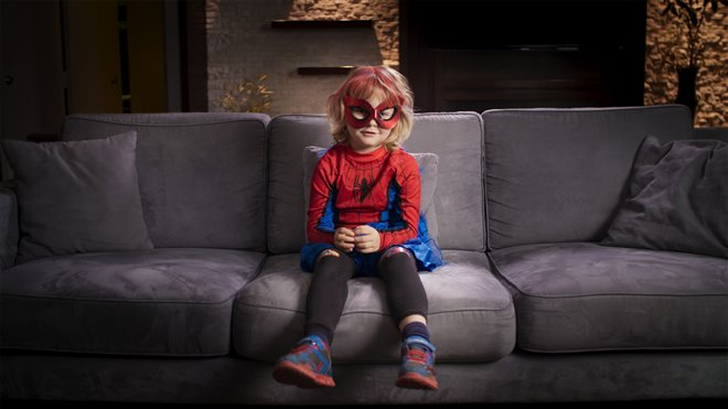 SpiderMable - a real life superhero story Photo 4 - Large