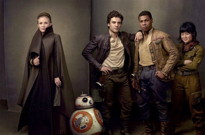 Star Wars : Les derniers Jedi Photo 16 - Grande