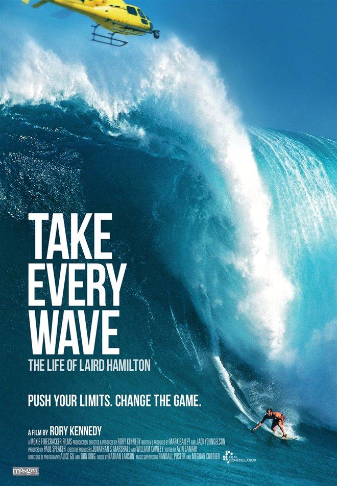 Take Every Wave: The Life of Laird Hamilton (v.o.a.) Photo 1 - Grande