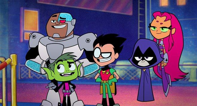 Teen Titans GO! Le film Photo 3 - Grande