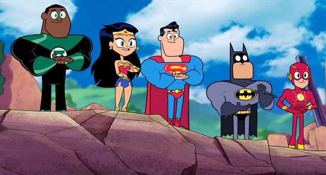 Teen Titans GO! Le film Photo 11 - Grande