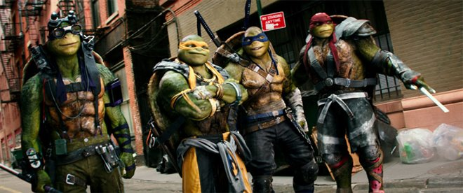 Teenage Mutant Ninja Turtles: Out of the Shadows Photo 2 - Large