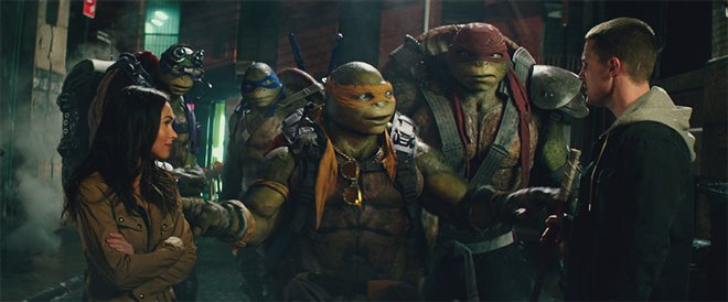 Teenage Mutant Ninja Turtles: Out of the Shadows Photo 20 - Large