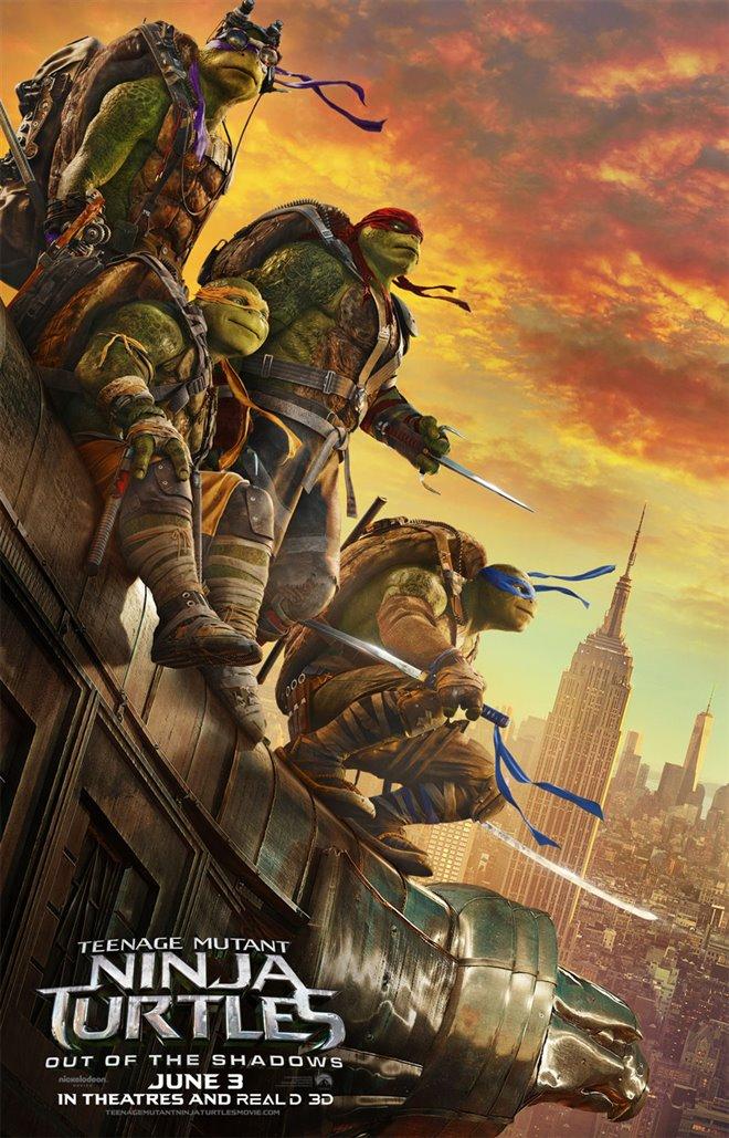 Teenage Mutant Ninja Turtles: Out of the Shadows Photo 42 - Large