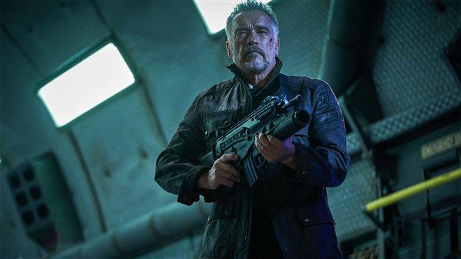 Terminator : Sombre destin Photo 19 - Grande