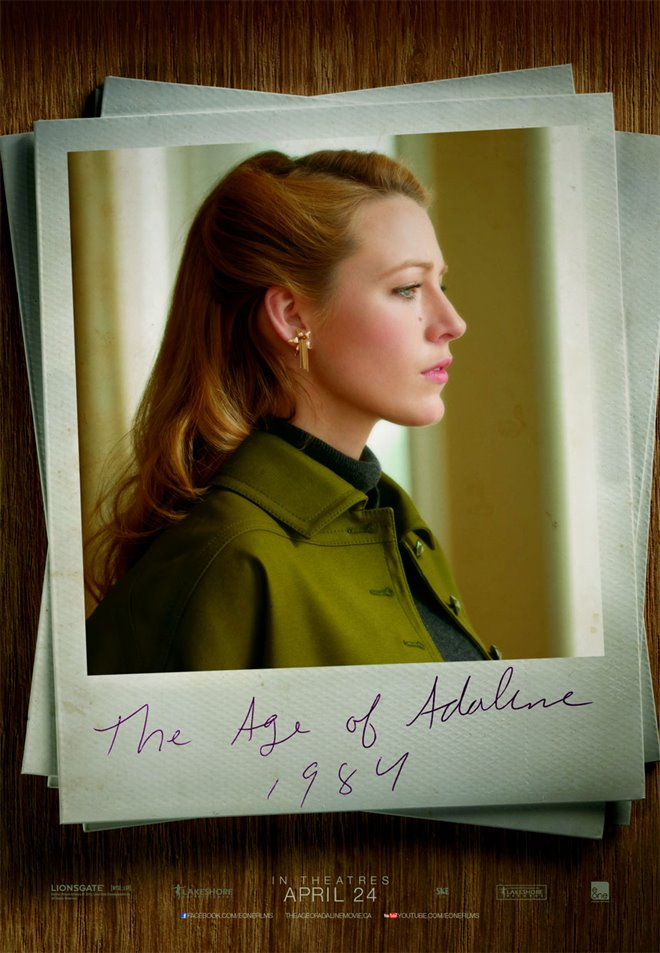 The Age of Adaline Photo 17 - Large