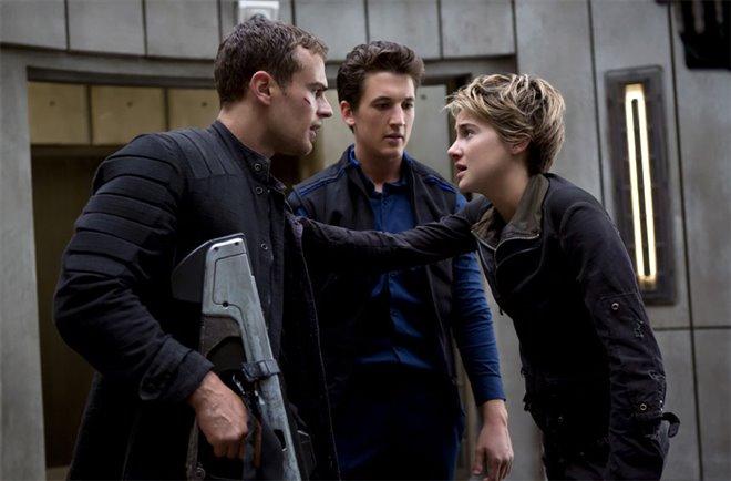 The Divergent Series: Insurgent Photo 10 - Large
