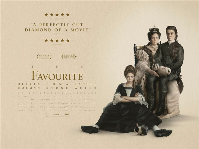 The Favourite (v.o.a.) Photo 3 - Grande
