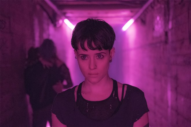 The Girl in the Spider's Web Photo 2 - Large