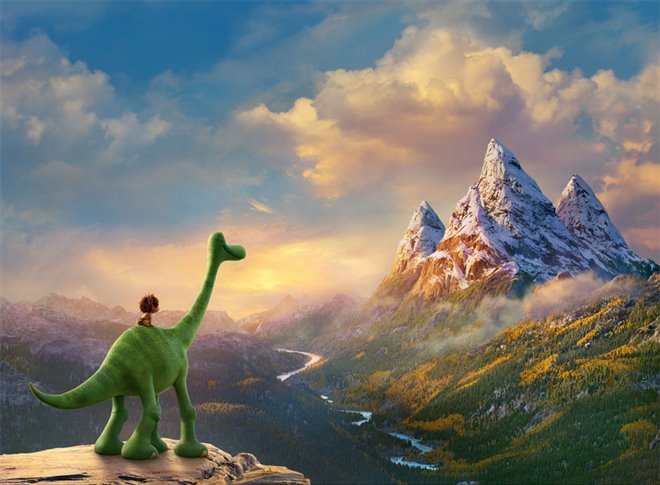 The Good Dinosaur Photo 3 - Large