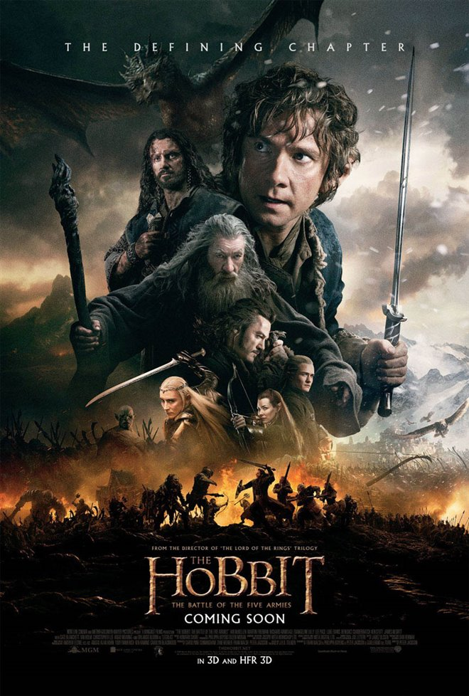 The Hobbit: The Battle of the Five Armies Photo 88 - Large