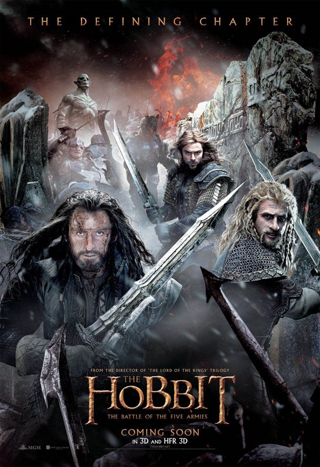 The Hobbit: The Battle of the Five Armies Photo 90 - Large