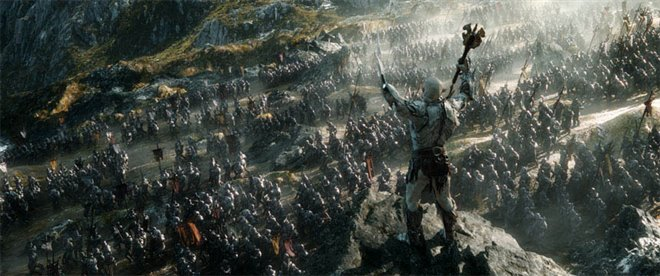The Hobbit: The Battle of the Five Armies Photo 68 - Large