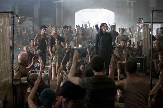 The Hunger Games: Mockingjay - Part 1 Photo 15 - Large