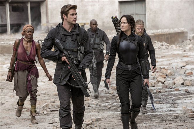 The Hunger Games: Mockingjay - Part 1 Photo 17 - Large